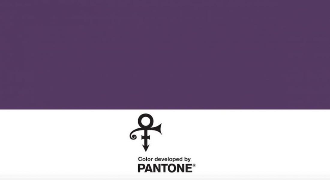 Pantone'dan Prince'in Anısına Yeni Bir Mor