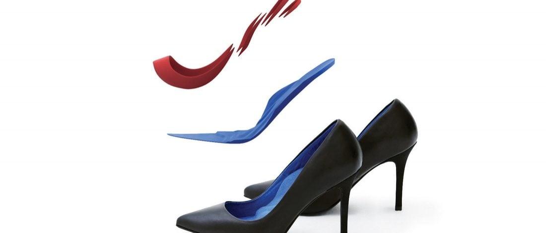 Spor Ayakkabı Rahatlığında Topuklu Ayakkabı
