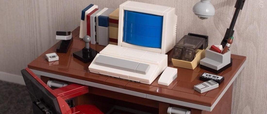 Retro Teknoloji Temalı LEGO Kitleri