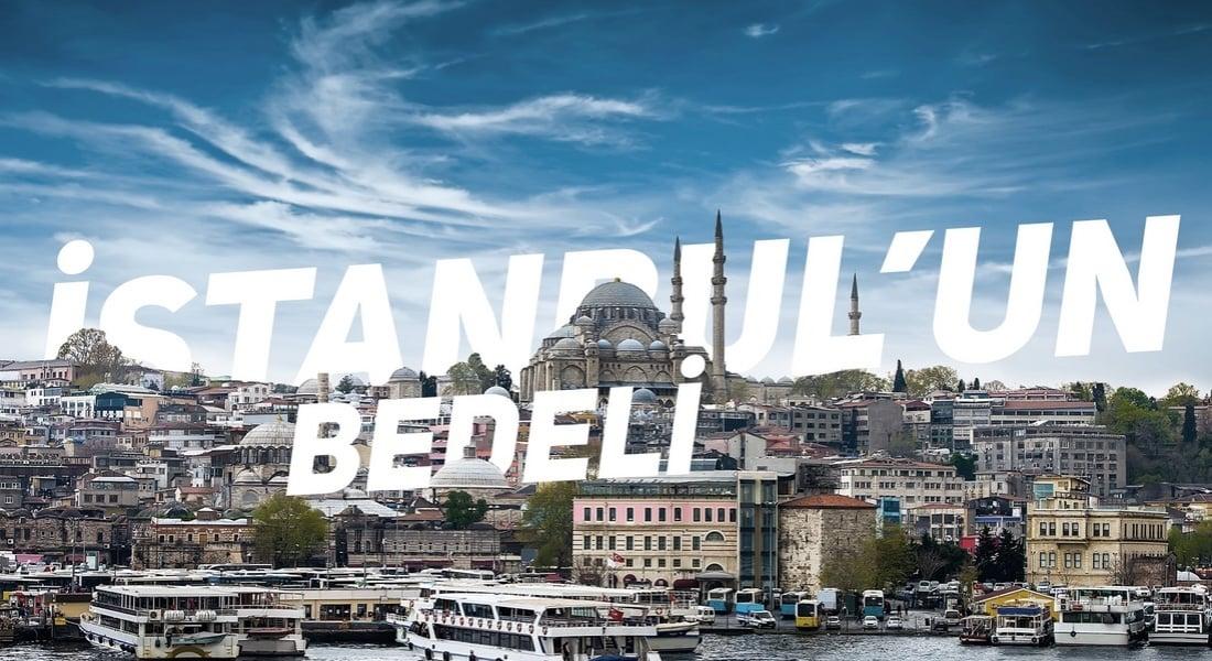 Bir Beyaz Yakalının Gözünden İstanbul'un Bedeli