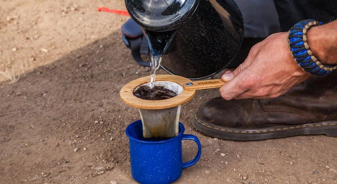 Şipşak Kahve Süzgeci