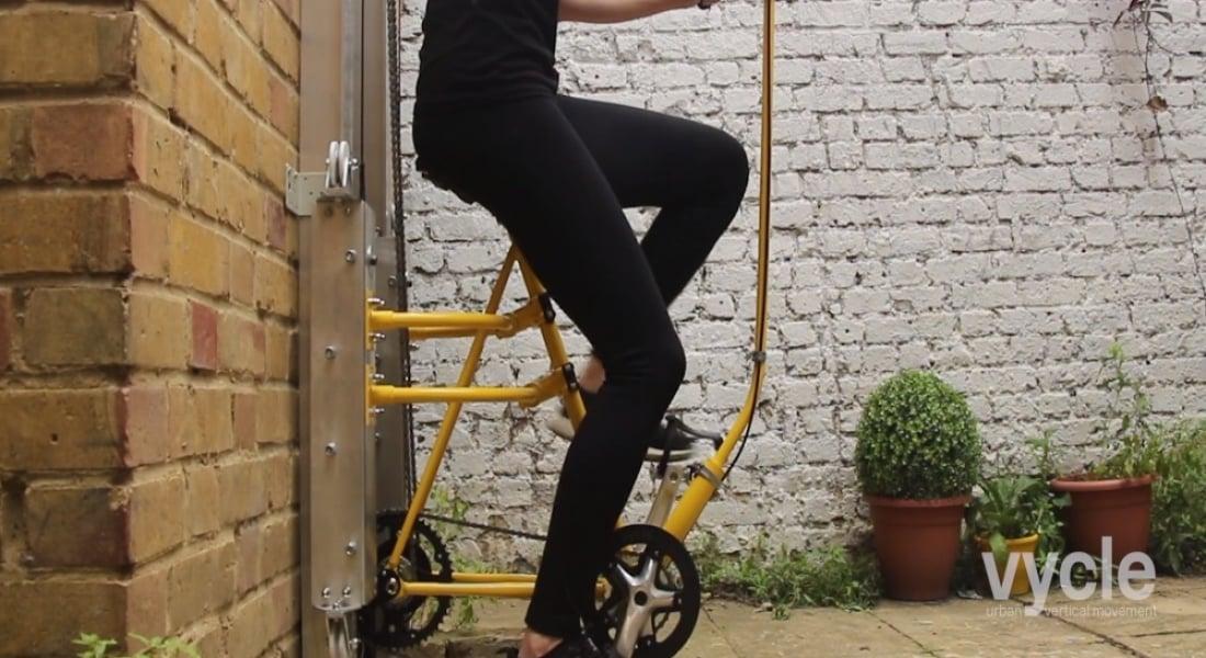Bisiklet Asansör