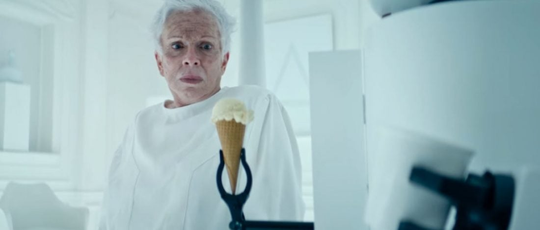 Sevdiğin Herkes Gitti, Dondurmanı Ye!