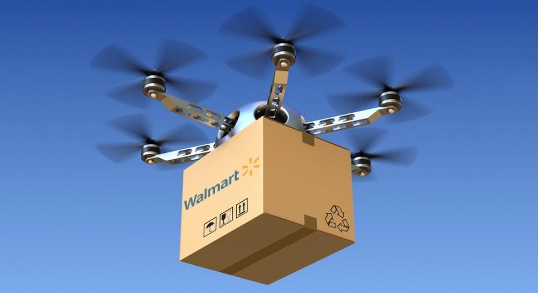 Walmart, Drone'la Teslimat Sistemi İçin Patent Başvurusu Yaptı