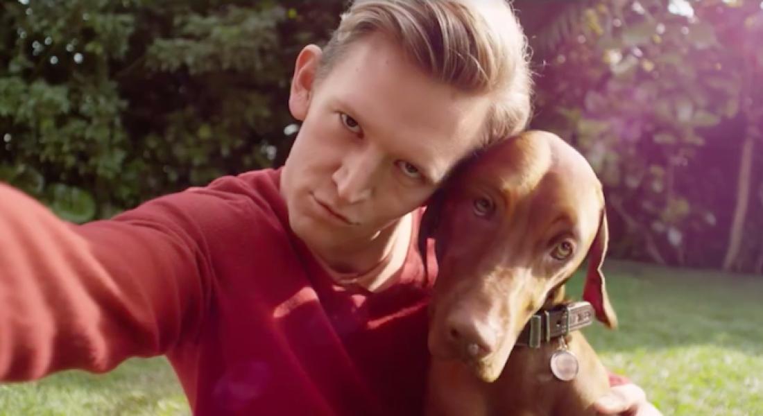Köpeğiyle Kusursuz Selfie'ler Çekmek İsteyenlere
