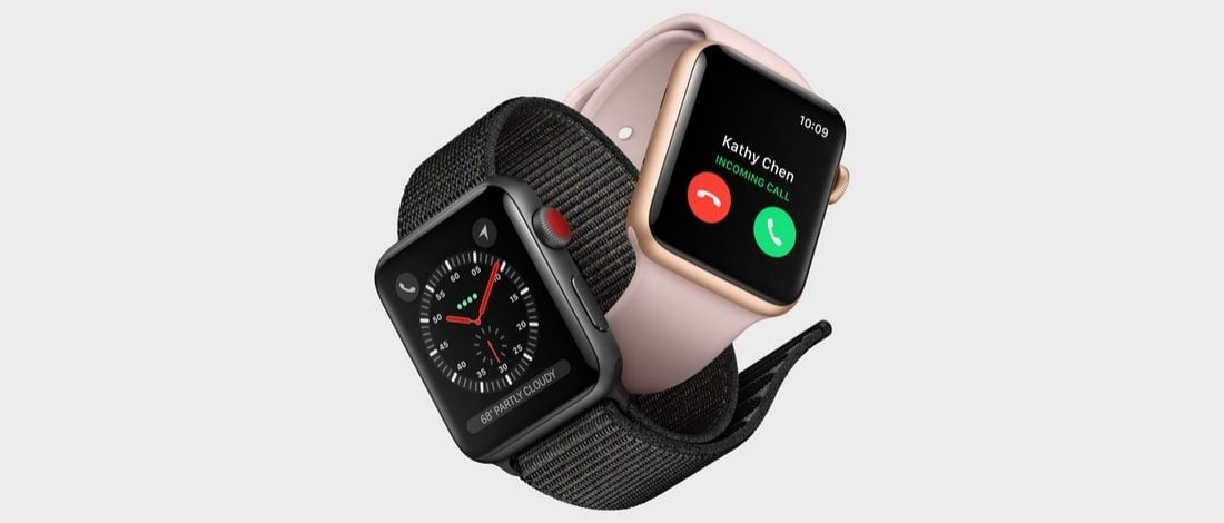 Apple Watch Series 3 Kanatlanıp Uçmaya Hazır