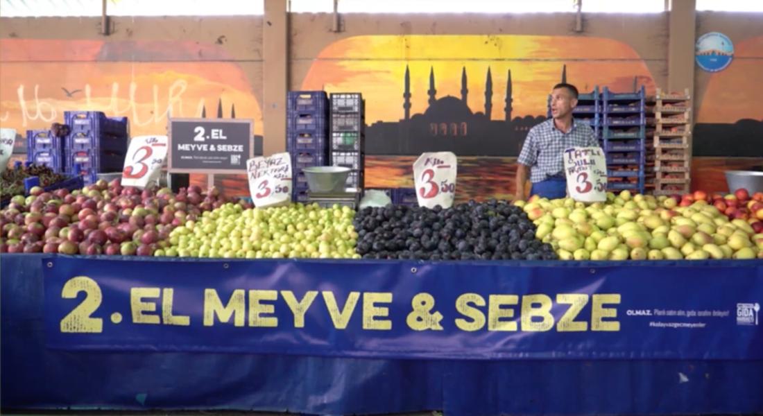 Sebze ve Meyvenin İkinci Eli Olur Mu?