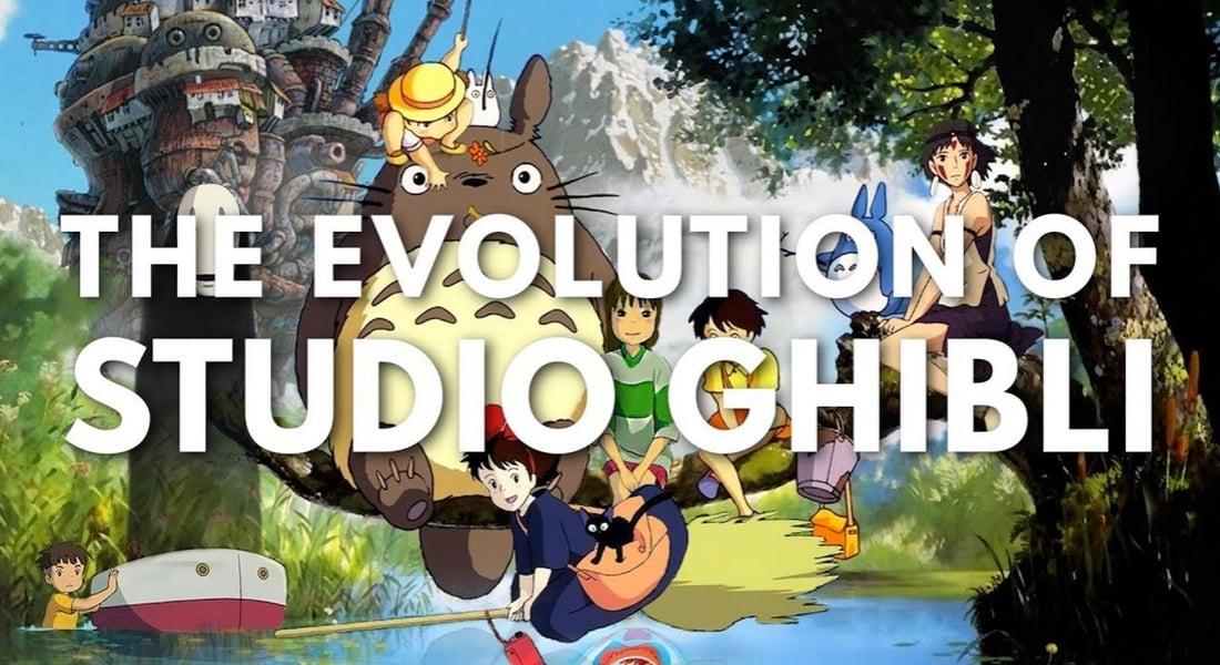 Studio Ghibli'nin Evrimi