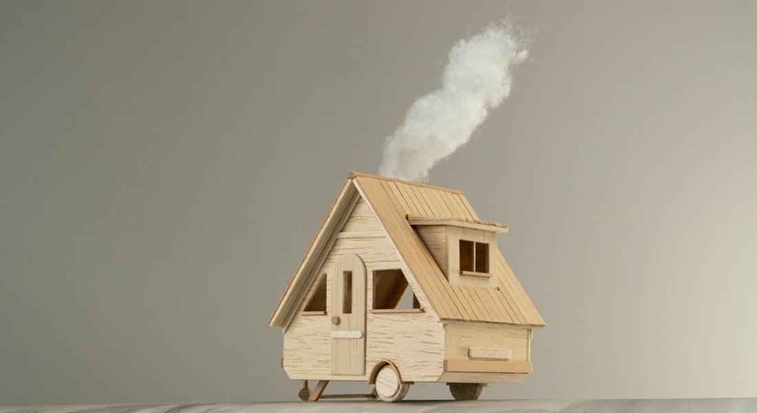Minyatür Mobil Evler
