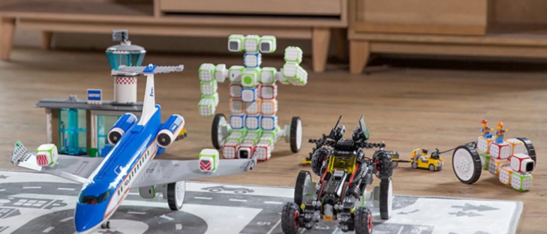 LEGO İle Uyumlu Programlama Blokları