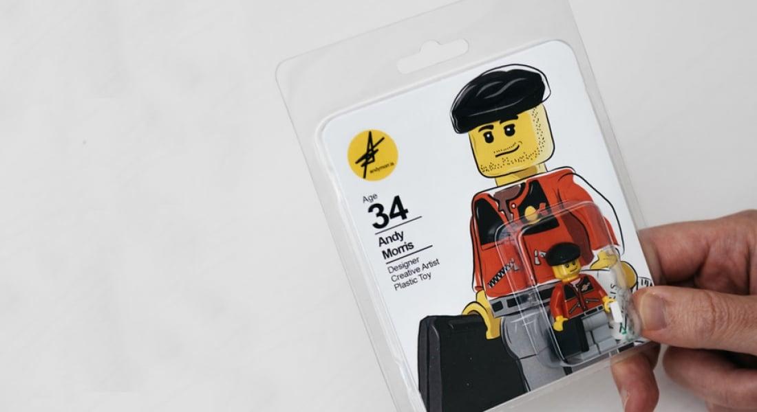 Sıradan Bir Özgeçmiş Yerine LEGO Figürü