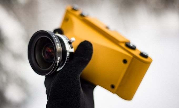 Bir Fotoğrafçının 3B Baskı ile Gerçeğe Dönüşen Rüya Kamerası