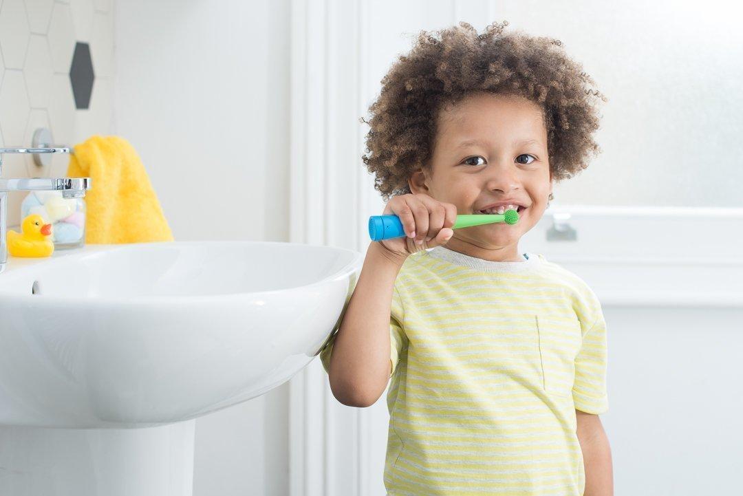 Çocuklar Bu Fırçayla Diş Fırçalamayı Çok Sevecek!
