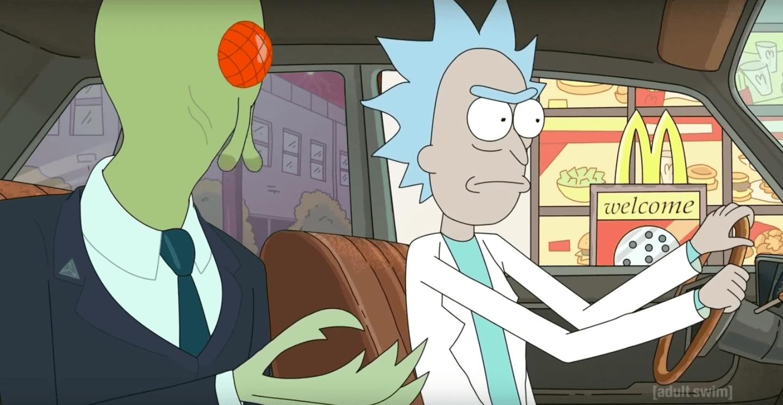Rick & Morty'nin Meşhur Ettiği Szechuan Sos Bir Günlüğüne McDonald's'ta