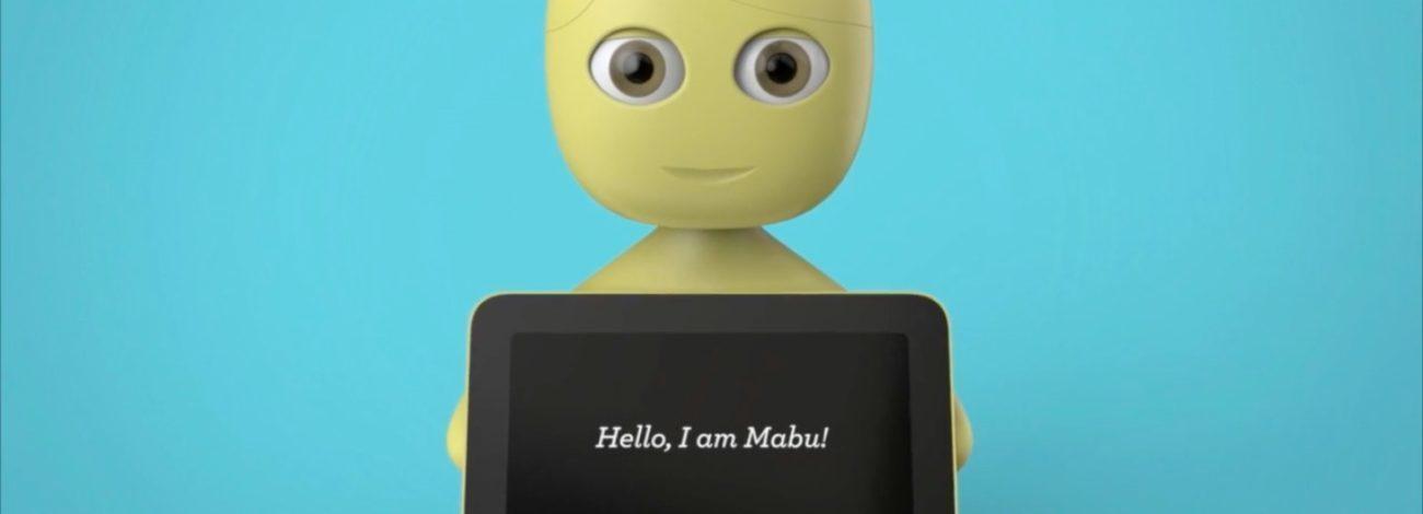 Mabu: İyileşmenize Yardımcı Bir Robot