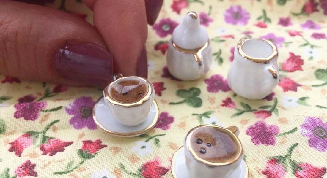 Türk Yemekleri Minyatür Mutfakta