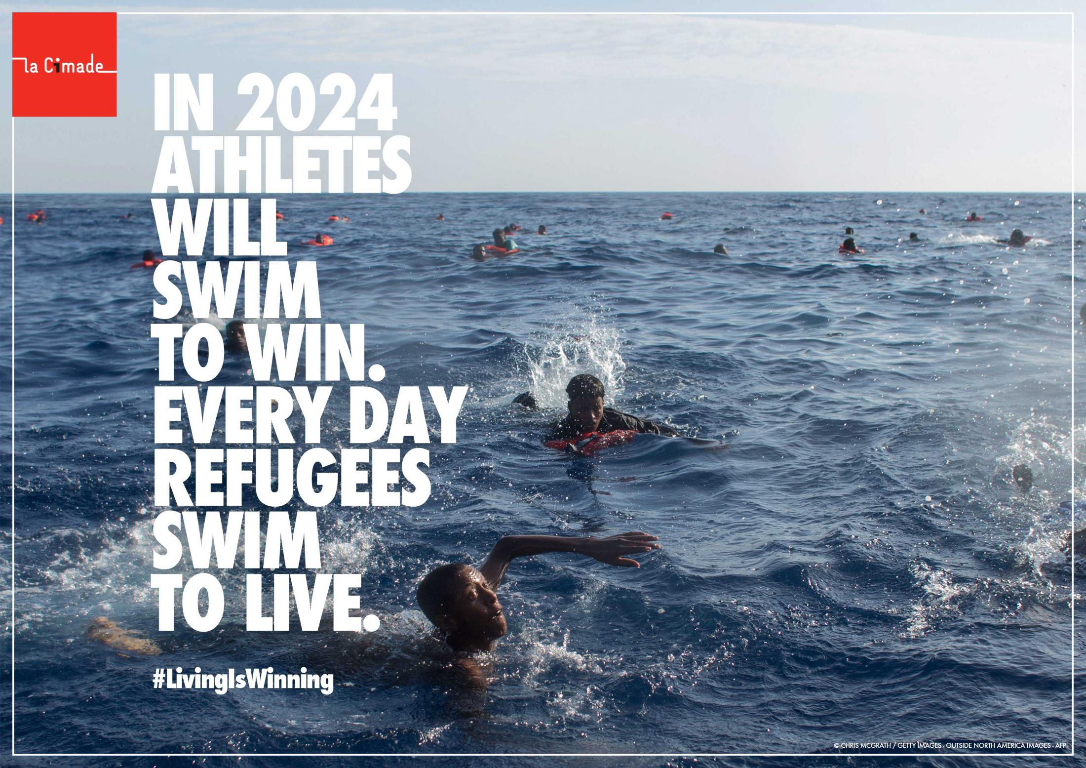 Hayatta Kalmak, Olimpik Madalyadan Daha Büyük Bir Başarıdır