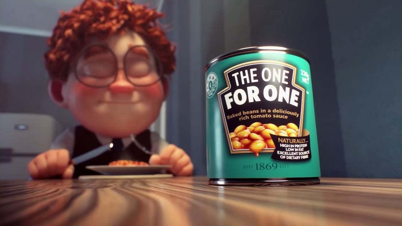 Heinz Kutularını Hayatın Getirdiklerine Göre Yeniden Yaratan Geoff'un Öyküsü