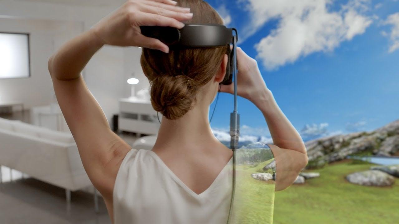 AR, VR ve MR Teknolojilerinin Yaygınlaşması [Kristal Elma 2017]