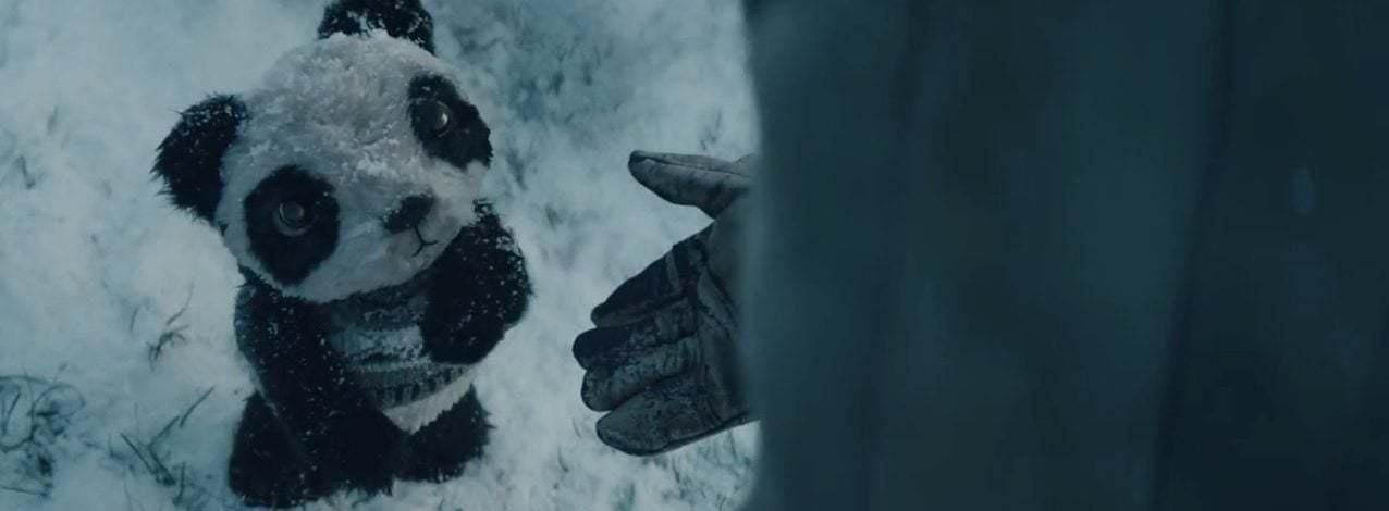 Kayıp Pandanın Bulunma Hikayesi
