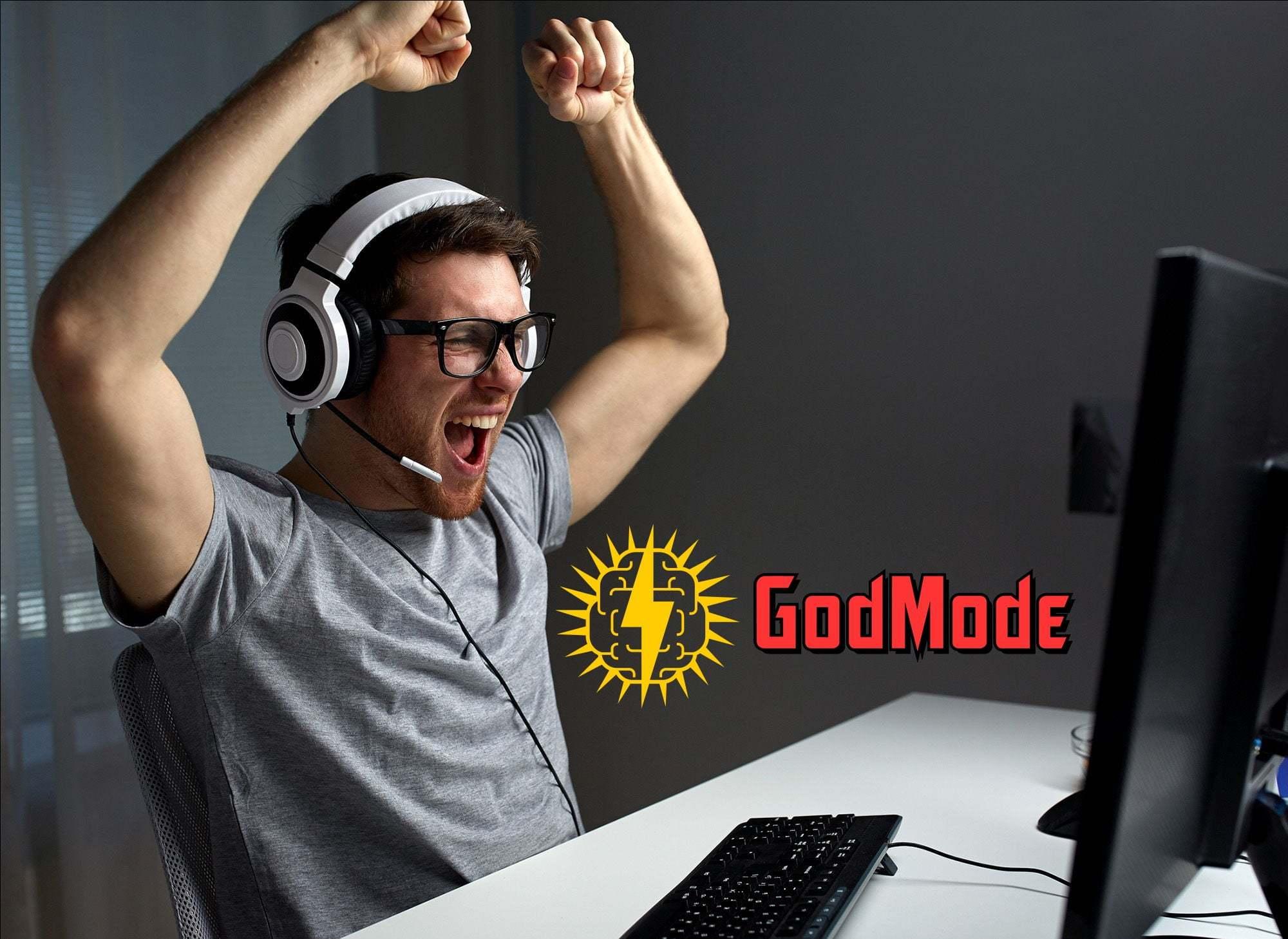 Yenilmezlik Takviyesi: GodMode