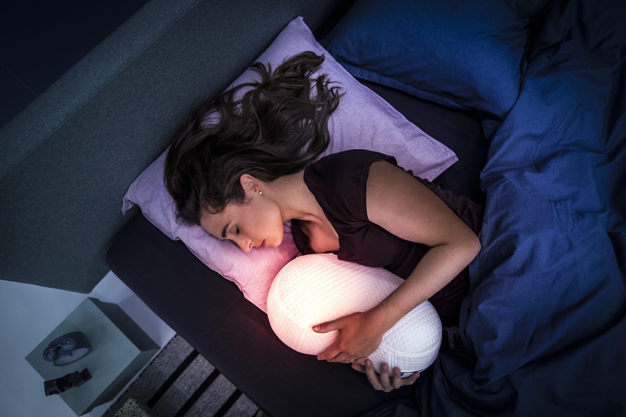 Sarılmadan Uyumam Diyenlere Robotik Uyku Yastığı