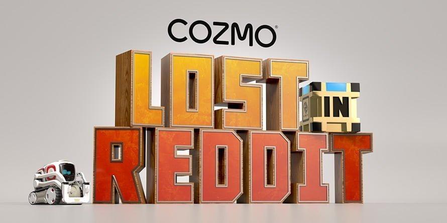 Reddit Wieden+Kennedy Anki Cosmo Lost in Reddit Kaçış Oyunu bigumigu