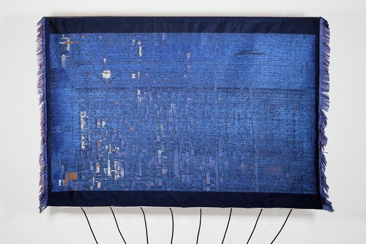 Richard Vijgen wifi tapestry bigumigu