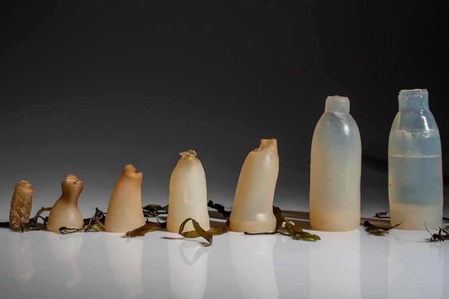 çözünebilir şişe ari jonsson agari