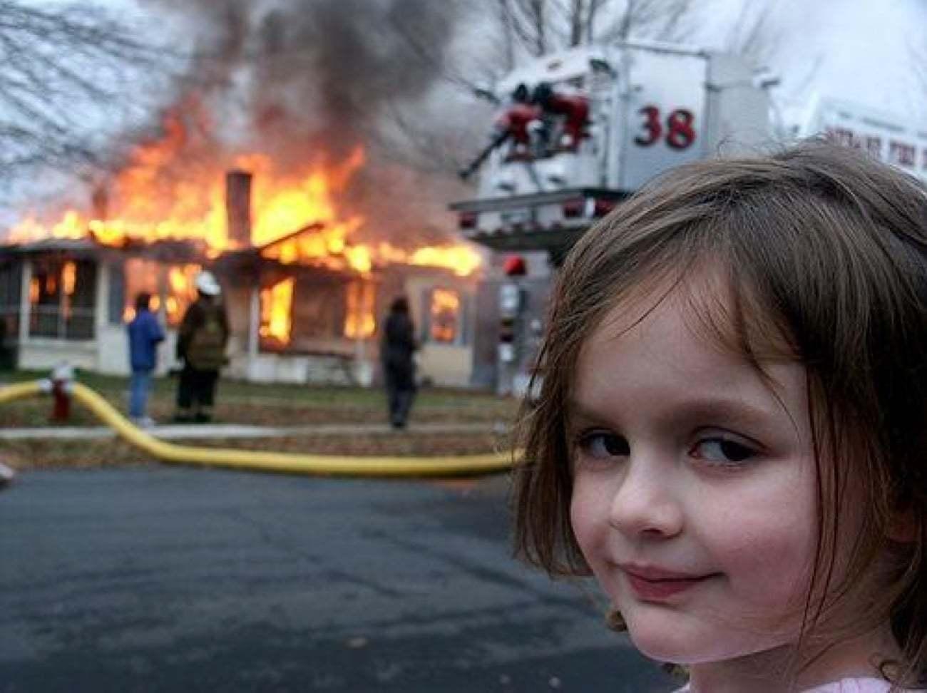 """""""Disaster Girl"""" Olarak Bilinen İnternet Miminin Gizledikleri"""