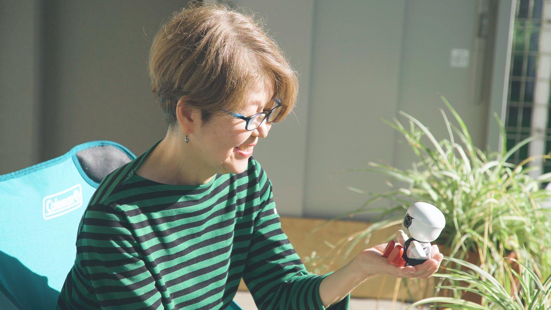 kirobo mini toyota bigumigu