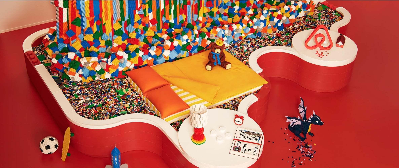 LEGO Meraklılarının Hayallerini Süsleyen Ev Airbnb'de!
