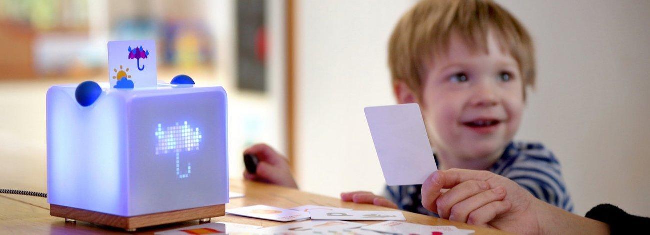Etkileşimli Kartlarla Çocuklara Özel İşitsel Bir Dünya