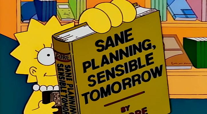 Dizide Gösterilmiş Tüm Kitaplar Bir Arada: The Simpsons Kütüphanesi