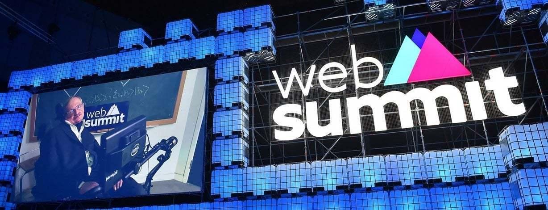 Web Summit Açılış Gecesinde Stephen Hawking Sürprizi [Web Summit 2017]