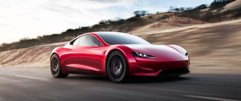 Hız için Yaratılmış Tesla'nın Yeni Spor Otomobili: Roadster
