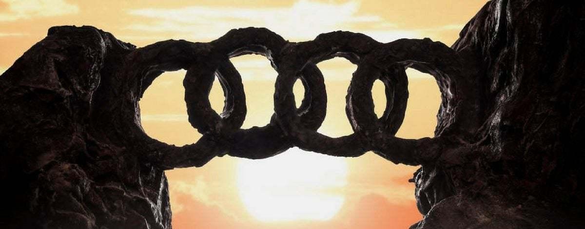 Ünlü Logolar Maketlerle Yeniden Kurgulandı