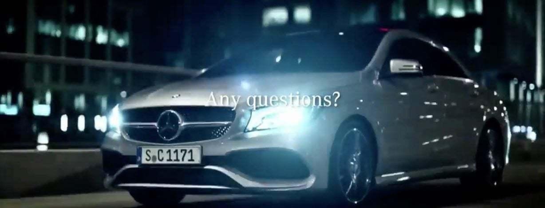 Mercedes'ten Tüm Kullancılarını Kucaklayan Chatbot [Web Summit 2017]