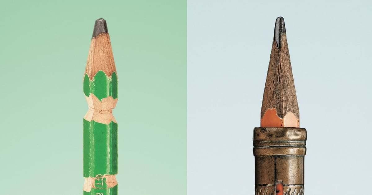 Yaratıcı İnsanların Kurşun Kalemleri
