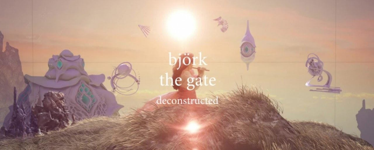 Björk'ün The Gate Videosunun Adım Adım Yapım Süreci