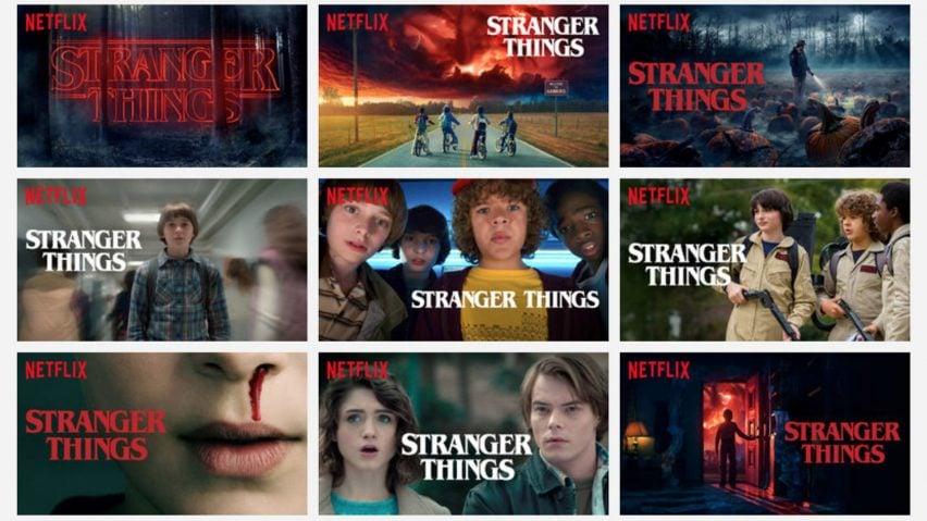 Netflix'ten Alışkanlıklarla Şekillenen Kişiye Özel Görsel Dünya