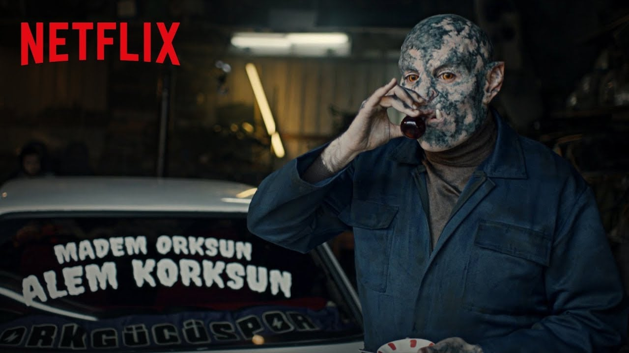 Mahallemizin Orkları Netflix'te: Bright