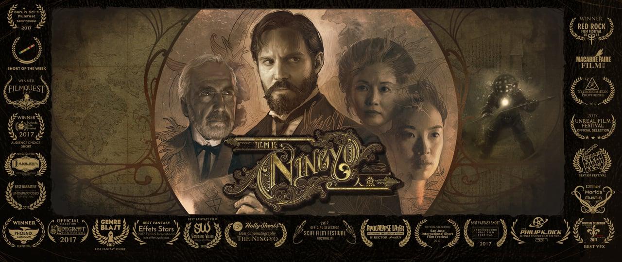 The Ningyo: Fantastik Bir Mit mi Yoksa Gerçek Bir Yaratık mı?