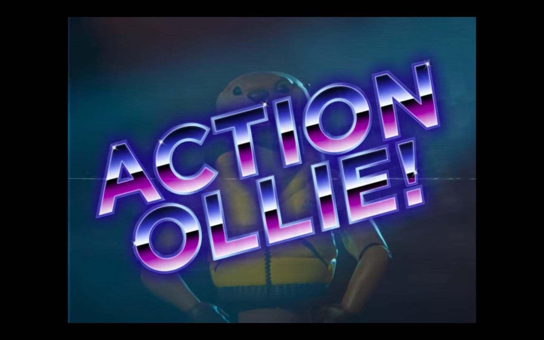 OtterBox'tan 80'leri Tiye Alan Bir Reklam: Action Ollie!