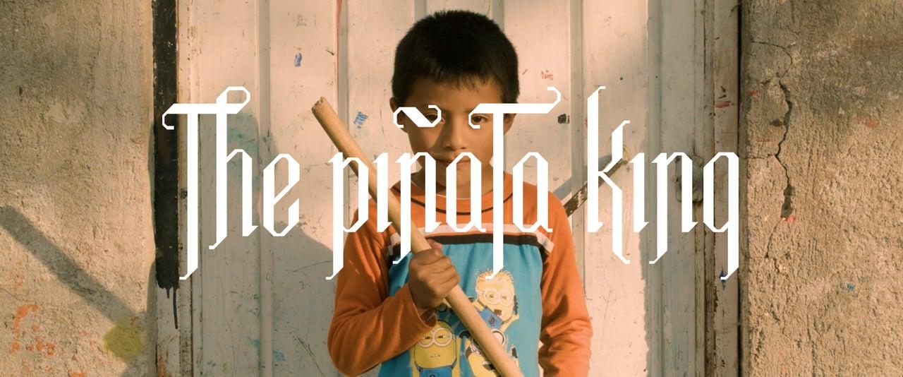 Piñata The Piñata King İngiltere Tripod City Kısa Film Belgesel bigumigu 1