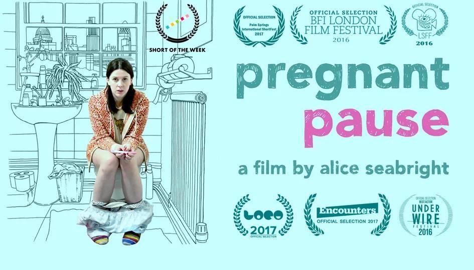 Pregnant Pause: Önce İşe, Sonra Bekle, Hazır Değilsen Panikle