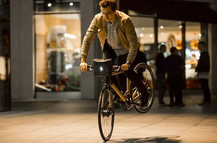Swytch ile Her Bisiklet Elektriklenebilir