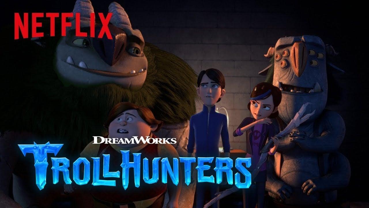 Trollhunters 2. Sezonuyla 15 Aralık'ta Geri Dönüyor