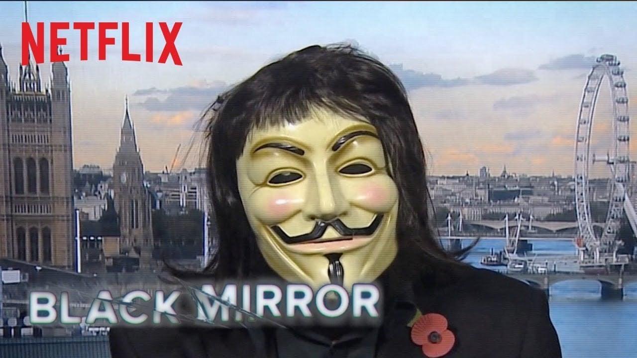 Black Mirror Yeni Yılı 2017'nin Unutulmaz Anlarıyla Kutluyor