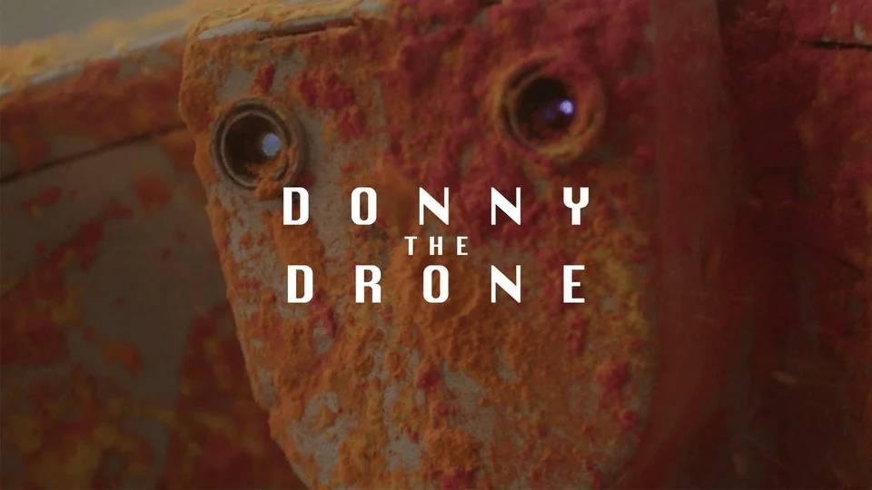 """""""Yılın Kişisi"""" Bir Drone Olursa?"""
